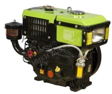 Фото 1 Двигатель Зубр R180N (дизель, 8.0л.с)