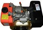 Фото 4 Двигатель Зубр 178F (дизель, 6.0 л.с., вал 25 мм., шлиц)