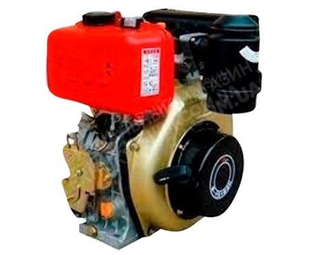 Фото 2 Двигатель Зубр 178F (дизель, 6.0 л.с., вал 25 мм., шлиц)
