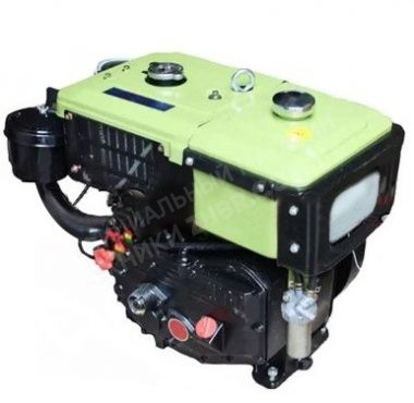 Фото 2 Двигатель Зубр R180N (дизель, 8.0л.с)