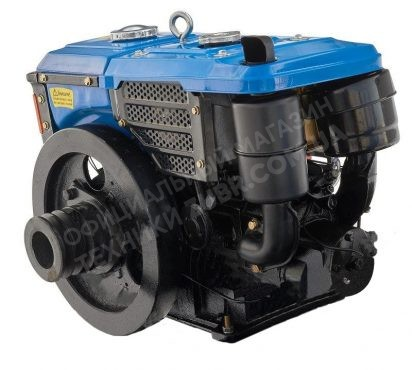 Фото 4 Двигатель Зубр R190N (дизель, 10.0 л.с.)