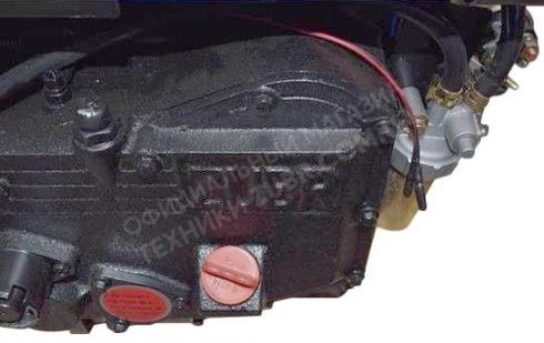Фото 3 Двигатель Зубр R180NM (дизель, 8.0 л.с., электрозапуск)