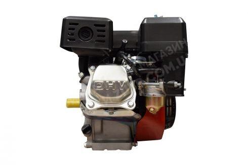 Фото 4 Двигатель Зубр 170F-2 (бензин, 7.0л.с., вал 20мм, шпонка)