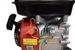 Фото 5 Двигатель Зубр 170F-2 (бензин, 7.0л.с., вал 20мм, шпонка)