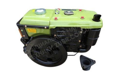 Фото 4 Двигатель Зубр R190NM (дизель, 10.0 л.с., электрозапуск)
