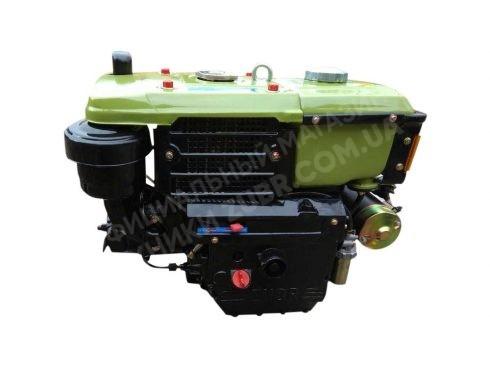 Фото 3 Двигатель Зубр R190NM (дизель, 10.0 л.с., электрозапуск)