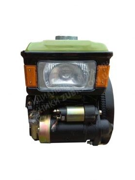 Фото 5 Двигатель Зубр R190NM (дизель, 10.0 л.с., электрозапуск)