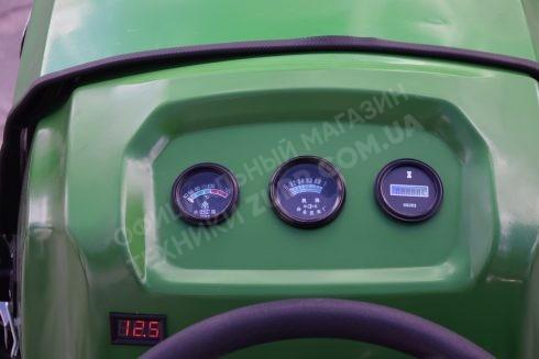 Фото 15 Мототрактор Zubr Z-250 + Фреза(120 см) 2020
