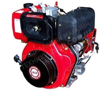 Фото 1 Двигатель Зубр 186F