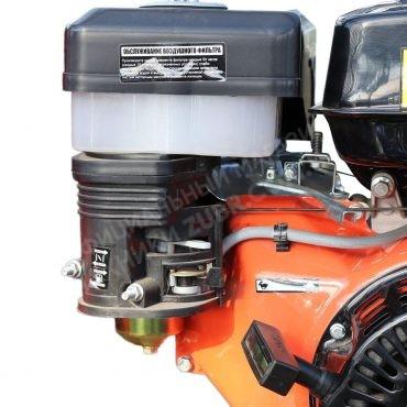 Фото 2 Двигатель Зубр 177F (бензин, 9.0 л.с., вал 25 мм., шлиц)