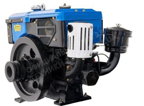 Фото 4 Двигатель Зубр R180N (дизель, 8.0л.с)
