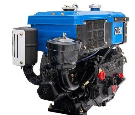 Фото 5 Двигатель Зубр R180N (дизель, 8.0л.с)